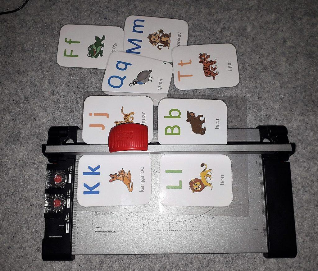 تعليم الأطفال أصوات حروف اللغة الإنجليزية